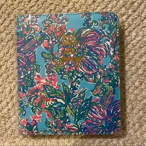 NWT Lilly Pulitzer Travel Journal Exotic Escapade